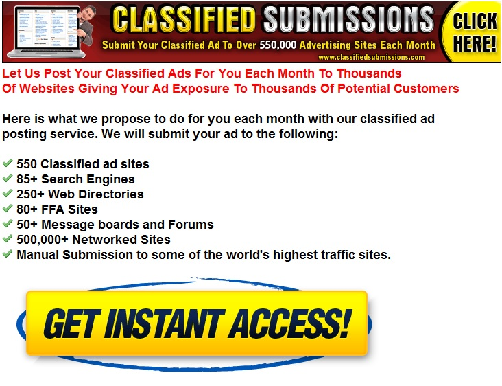 Classified Submissions